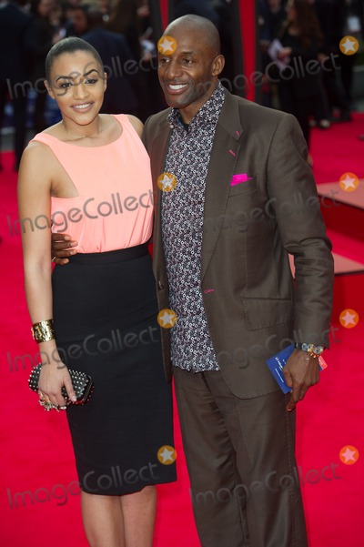 John Fashanu Photo - London UK TV PresenterFootballer John Fashanu and daughter Amal Fashanu at  the World Premiere of The Amazing  Spider-Man 2 at The Odeon Cinema Leicester Square London England UK on 10th April 2014Ref LMK370-48130-110414Justin NgLandmark MediaWWWLMKMEDIACOM