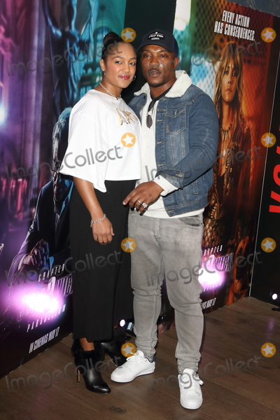 Ashley Walters Photo - London UK   Ashley Walters and Danielle Isaie at John Wick Chapter 3 Parabellum - special film screening at The Ham Yard Hotel Denman Street London on May 3rd 2019 RefLMK73-S2370-040519Keith MayhewLandmark Media WWWLMKMEDIACOM