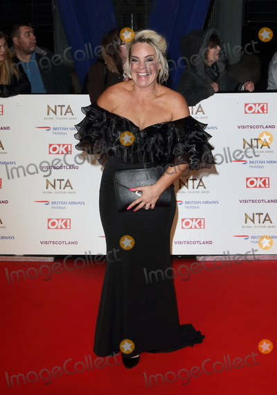 Tamara Wall Photo - London UKTamara Wall at National Television Awards at The O2 Peninsula Square London on Tuesday January 22nd 2019Ref LMK73-J4234-230119Keith MayhewLandmark MediaWWWLMKMEDIACOM
