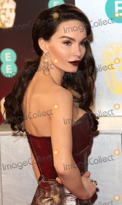 Ava West Photo - London UK Ava West at the EE British Acadamy Film Awards (BAFTAs) at The Royal Albert Hall on Sunday 12 February 2017Ref  LMK73 -61672-130217Keith MayhewLandmark Media WWWLMKMEDIACOM