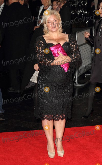 Alison Owen Photo - London UK Alison Owen at BFI London Film Festival Closing Gala and World Premiere of Saving Mr Banks at the Odeon Leicester Square London October 20th 2013Ref LMK73-45604-211013Keith MayhewLandmark Media WWWLMKMEDIACOM