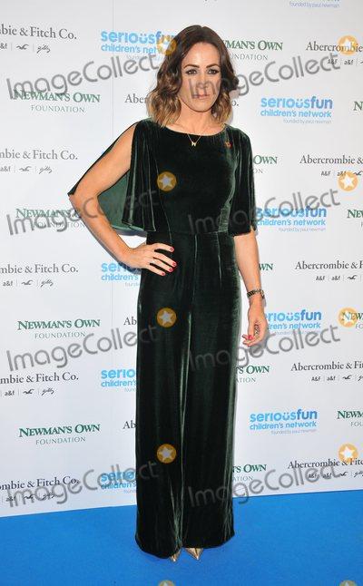 Natalie Pinkham Photo - London UK Natalie Pinkham   at the SeriousFun London Gala 2018 at The Roundhouse on November 6 2018 in London England Ref LMK315-S1920-071118Can NguyenLandmark MediaWWWLMKMEDIACOM