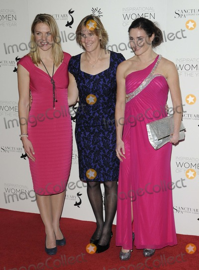 Anna Watkins Photo - London UK Anna Watkins Katherine Grainger and Sarah Storey at the 2012 Daily Mail Inspirational Women of the Year Awards held at London Marriott Grosvenor Square Hotel 12th November 2012Can NguyenLandmark Media
