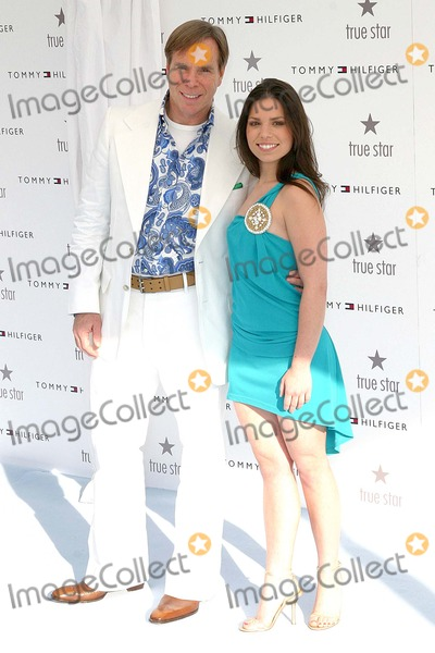 Ally Hilfiger Photo - London Designer Tommy Hilfiger and daughter Ally Hilfiger at the launch of the fragrance True Star by Tommy Hilfiger and Beyonce Knowles at The Albion21 June 2004PAULO PIREZLANDMARK MEDIA