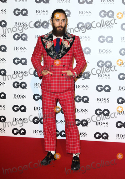Jared Leto Photo - London UK Jared Leto at GQ Men of the Year Awards 2017 at Tate Modern London on September 5th 2017Ref LMK73-J710-060917Keith MayhewLandmark MediaWWWLMKMEDIACOM