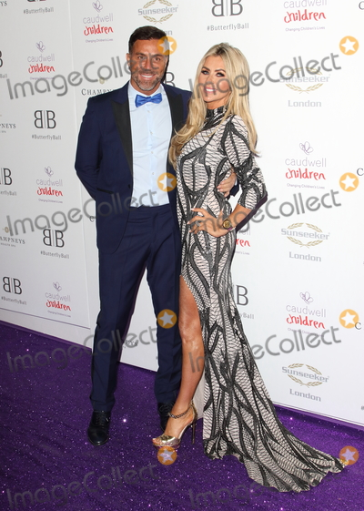 Ashley Ward Photo - London UK Ashley Ward and Dawn Ward at The Caudwell Children Butterfly Ball 2019 held at Grosvenor House Park Lane London on Thursday 13 June 2019Ref  LMK73-J5050-140619Keith MayhewLandmark Media WWWLMKMEDIACOM