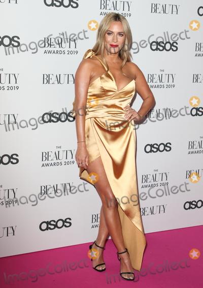 Caroline Flack Photo - LondonUK Caroline Flack  at  The Beauty Awards 2019 VIP Pink Carpet at City Central at the HAC Chiswell St London 25th November 2019RefLMK73-2625-261119Keith MayhewLandmark MediaWWWLMKMEDIACOM