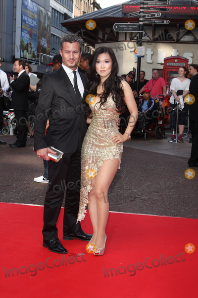 Selina Lo Photo - London UK Selina Lo and guest at the Gala Premiere of Karate Kid at the Odeon Leicester Square 15 July 2010Keith MayhewLandmark Media