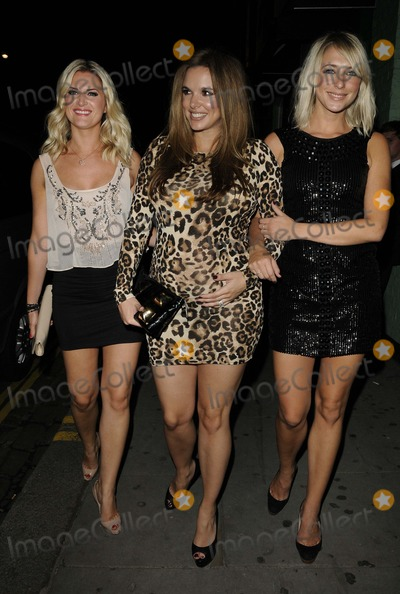 Ali Bastian Photo - London UK Sarah Jayne Dunn Jodi Albert and Ali Bastian at the Pixie Lott For Lipsy new AW collection launch party held at thePublic bar  nclub 27th September 2011Can NguyenLandmark Media