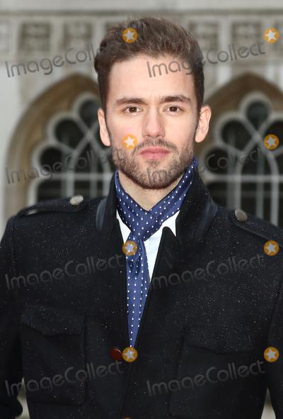 Andy Brown Photo - LondonUK Andy Brownat The Sun Military Awards red carpet arrivals at the Guildhall London on 22nd January 2016 Ref LMK73-59167-230116Keith MayhewLandmark Media WWWLMKMEDIACOM