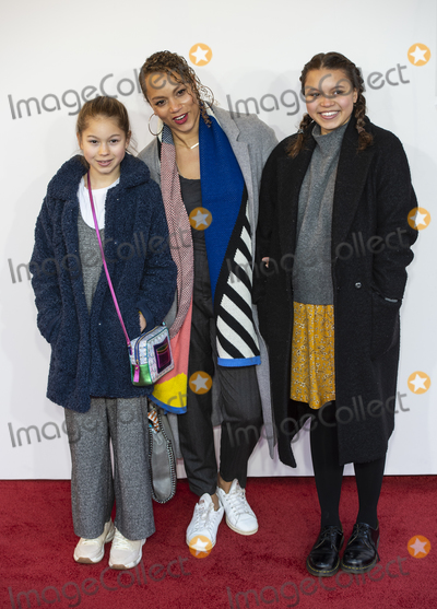 Angela Griffin Photo - London UK Angela Griffin at The Kid Who Would Be King Gala screening at the Odeon Luxe Leicester Square London on Sunday 3rd February 2019Ref LMK386-J4291-040218Gary MitchellLandmark MediaWWWLMKMEDIACOM