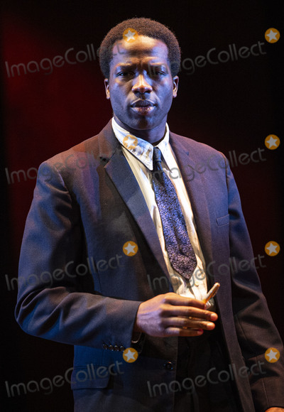 Sope Dirisu Photo - London UK   Sope Dirisu  at the photo call for the Arthur Miller classic Death of a Salesman at the Piccadilly theatre West End London 1st November 2019 RefLMK386-S2535-011119 Gary MitchellLandmark Media WWWLMKMEDIACOM