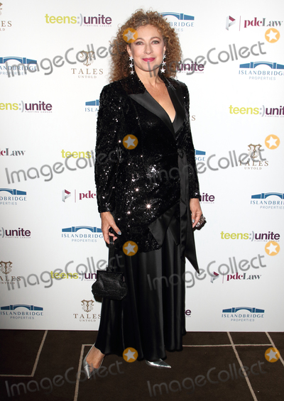 Alex Kingston Photo - London UK  Alex Kingston   atTeens Unite Tales Untold annual fundraising gala held at the Rosewood Hotel Holborn London 29th November  2019 RefLMK73-S2630-301119Keith MayhewLandmark Media WWWLMKMEDIACOM