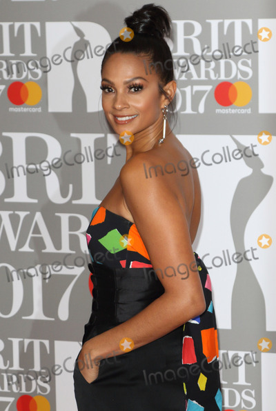 Alesha Dixon Photo - London UK Alesha Dixon  at The BRIT Awards 2017 at The O2 Peninsula Square London on February 22nd 2017Ref LMK73-63022-230217Keith MayhewLandmark MediaWWWLMKMEDIACOM