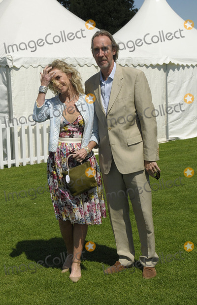 Mike Rutherford Photo - Windsor Berkshire UK Brian Conley (3rd R) at the Cartier International Polo At Windsor Great Park  24th July 2011SydLandmark Media