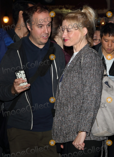 Anne-Marie Duff Photo - London UK Anne Marie Duff at Company - opening VIP night at the Gielgud Theatre Shaftesbury Avenue London on Wednesday 17 October 2018Ref LMK73-J2806-181018Keith MayhewLandmark Media WWWLMKMEDIACOM