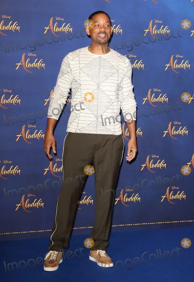 Will Smith Photo - LondonUK   Will Smith  at the Aladdin Cast Photocall in the Rosewood Hotel 10th May 2019 RefLMK73-S2406-100519Keith MayhewLandmark MediaWWWLMKMEDIACOM