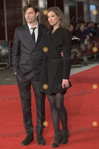 Alexandra Maria Lara Photo - London UK Sam Riley and wife Alexandra Maria Lara at Pride and Prejudice and Zombies UK Film Premiere at the Vue West End Leicester Square London on February 1st 2016Ref LMK370-58801-020216Justin NgLandmark Media WWWLMKMEDIACOM
