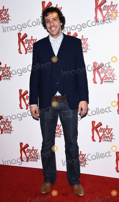 Alex Gaumond Photo - London UK Alex Gaumond at Kinky Boots Press Night at The Adelphi Theatre The Strand London on Tuesday 15 September 2015Ref LMK392 -58151-160915Vivienne VincentLandmark Media WWWLMKMEDIACOM