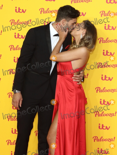 Adam Collard Photo - London UK Adam Collard and Zara McDermot at ITV Palooza at the Royal Festival Hall Belvedere Road London on Tuesday 16 October 2018Ref LMK73-J2793-171018Keith MayhewLandmark MediaWWWLMKMEDIACOM