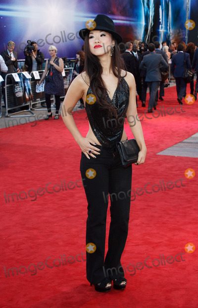 Selina Lo Photo - London UK 110811Selina Lo  at the UK premiere of the film Cowboys And Aliens held at Cineworld in the O2 Arena11 August 2011Keith MayhewLandmark Media