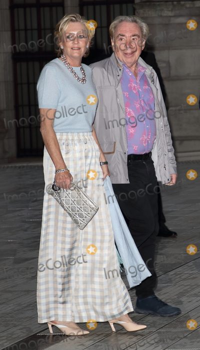 Andrew Lloyd Webber Photo - London UK Sir Andrew Lloyd Webber and wife Madeleine at The Victoria and Albert Museum Summer Party - In association with Dior - at the John Madejski Garden Victoria and Albert Museum Kensington London on Wednesday June 19th 2019Ref LMK73-J5094-201619Keith MayhewLandmark MediaWWWLMKMEDIACOM