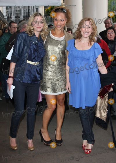 Nicola Stephenson Photo - London UK Lisa Faulkner Angela Griffin and Nicola Stephenson at the Sweet Charity Press Night at the Theatre Royal in London 4th May 2010Keith MayhewLandmark Media