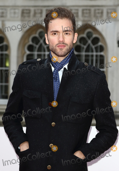 Andy Brown Photo - LondonUK Andy Brownat The Sun Military Awards red carpet arrivals at the Guildhall London on 22nd January 2016 Ref LMK73-59167-230116Keith MayhewLandmark Media WWWLMKMEDIACOM