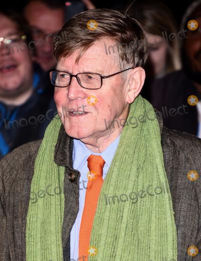 Alan Bennett Photo - London UK Alan Bennett at London Film Festival Premiere of The Lady In The Van at Odeon Leicester Square London on Tuesday 13 October 2015Ref LMK392 -58357-141015Vivienne VincentLandmark Media WWWLMKMEDIACOM