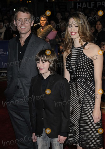 Nick Murphy Photo - London UK Nick Murphy Isaac Hempstead and Rebecca Hall at the The Awakening UK premiere LFF Day 14 Vue West End cinema Leicester Square 25th October 2011Can NguyenLandmark Media