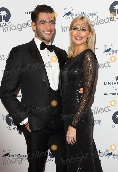 Jonny Mitchell Photo - LondonUK Jonny Mitchell and Stephanie Pratt  at the Amy Winehouse Foundation Gala held at the Dorchester Hotel Park Lane London 5th  October 2017RefLMK73-S815-061017Keith MayhewLandmark MediaWWWLMKMEDIACOM