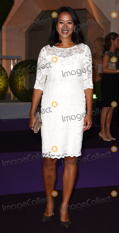 Anne Keothavong Photo - London UK Anne Keothavong at The Wimbledon Champions Dinner held at The Guildhall Gresham Street London on Sunday 16 July 2017 Ref LMK392-S495-170717Vivienne VincentLandmark Media WWWLMKMEDIACOM