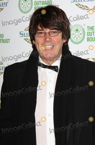 The Bee GEES Photo - London UK Mike Read at The Outward Bound Trust present A Night with Robin Gibb and the music of the BeeGees at Battersea Evolution 9th January 2009 Keith MayhewLandmark Media