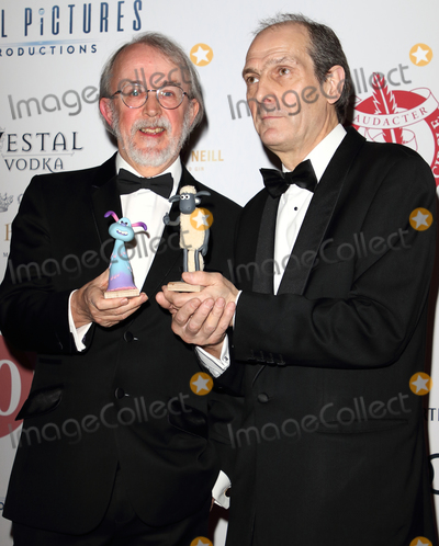 Peter Andr Photo - London UK Peter Lord and David Sproxton at 40th Annual London Critics Circle Film Awards at The Mayfair Hotel London on January 30th 2020Ref LMK73-J6083-310220Keith Mayhew Landmark MediaWWWLMKMEDIACOM