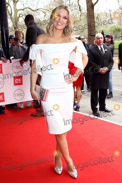 Charlotte Hawkins Photo - London UK Charlotte Hawkins at The TRIC Awards 2020 held at the Grosvenor House Park Lane London on 10th March 2020Ref LMK73-J6348-110320Keith MayhewLandmark MediaWWWLMKMEDIACOM