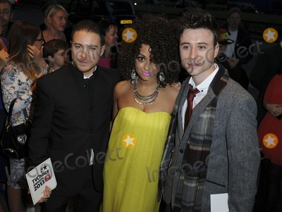 Adiza Shardow Photo - London UK Carl Au Adiza Shardow  Shane OMeara  at The TV Choice Awards 2013 at the Dorchester Hotel in London UK 9th September 2013Ref LMK386-45211-100913Gary MitchellLandmark Media WWWLMKMEDIACOM