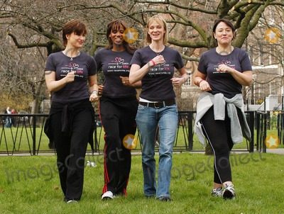 Emma Forbes Photo - London Emma Forbes Shaznay Lewis Hermione Norris and Arabella Weir launch the five km charity walk Race for life for Cancer Research Uk at Lincolns Inn Fields16 March 2005Ali KadinskyLandmark Media