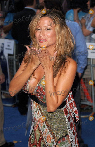 Rebecca Loos Photo - London Rebecca Loos  at the premiere of the film Miami Vice held at the Odeon Leicester Square27 July 2006Picture by Eric BestLandmark Media