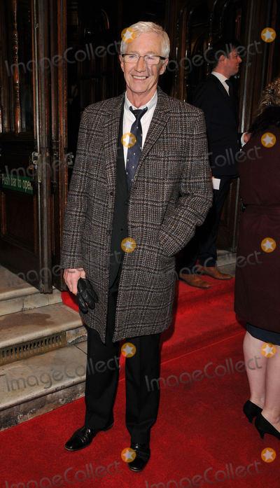 Paul OGrady Photo - London UK  160216Paul OGrady at the Mrs Henderson Presents press night Noel Coward Theatre St Martins Lane14 January 2016Ref LMK315-60207-170216Can NguyenLandmark MediaWWWLMKMEDIACOM