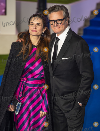 Colin Firth Photo - London UK  Colin Firth and Livia Firth  at the European Premiere of Mary Poppins Returns at Royal Albert Hall on December 12 2018 in London EnglandRef LMK386-J4041-131218Gary MitchellLandmark MediaWWWLMKMEDIACOM