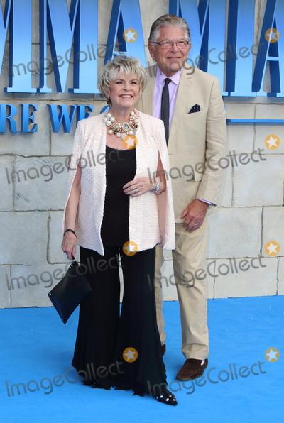 Gloria Hunniford Photo - London UK Gloria Hunniford at The World Premiere of Mamma Mia Here We Go Again held at Eventim Apollo Hammersmith on Monday 16 July 2018Ref LMK73-J2321-170718Keith MayhewLandmark Media WWWLMKMEDIACOM