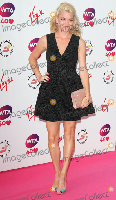 Agnieszka Radwanska Photo - London UK Agnieszka Radwanska at The Pre-Wimbledon Party held at the Kensington Roof Gardens London June 20th 2013Ref LMK73-44516-210613Keith MayhewLandmark MediaWWWLMKMEDIACOM