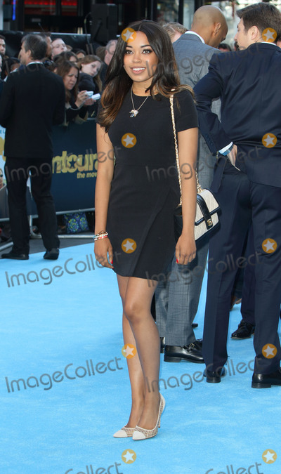 Dionne Bromfield Photo - London UK Dionne Bromfield at Entourage European Premiere at the Vue West End Leicester Square London on June 9th 2015Ref LMK73-51441-100615Keith MayhewLandmark Media WWWLMKMEDIACOM
