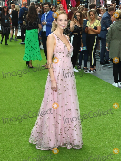 Hannah Tointon Photo - London UK Hannah Tointon at The Festival World Premiere at Cineworld Leicester Square London on Monday 13th August 2018Ref LMK73-J2471-140818Keith MayhewLandmark MediaWWWLMKMEDIACOM