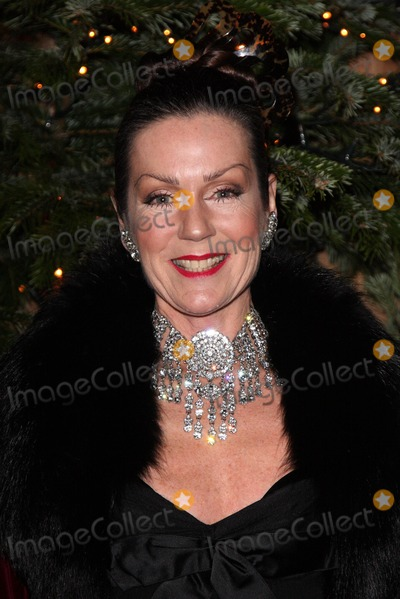 Christopher Biggins Photo - London UK Lorraine Chase at the Christopher Biggins 60th Birthday Party held at the Landmark Hotel in Marylebone London 15th December 2008Keith MayhewLandmark Media