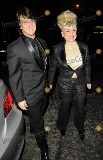 Christopher Biggins Photo - London UK Barbara Windsor and Husband at the Christopher Biggins 60th Birthday party held at the Landmark Hotel in London 15th December 2008Ref LMK315-Can NguyenLandmark Media