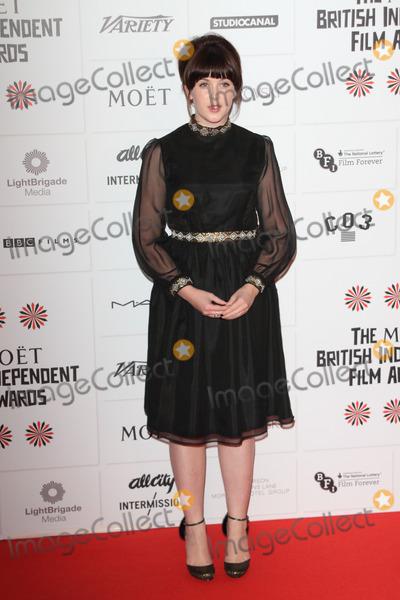 Alexandra Roache Photo - London UK Alexandra Roach at the Moet British Independent Film Awards at Old Billingsgate 9th December 2012Keith MayhewLandmark Media