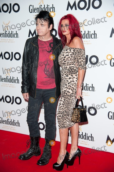 Gary Numan Photo - London UK Gary Numan and wife Gemma Numan at the Glenfiddich Mojo Honours List 2011 The Brewery London UK on 21st July 2011Justin NgLandmark Media