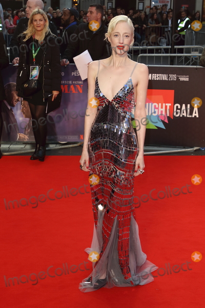 Andrea Riseborough Photo - LondonUK Andrea Riseborough  at theThe BFI 63rd London Film Festival Closing Night Gala of The Irishman held at the Odeon Luxe Leicester Square 13th October 2019RefLMK73-S2450-141019Keith MayhewLandmark MediaWWWLMKMEDIACOM