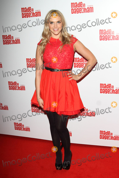 Anna Wiliamson Photo - London UK Anna Wiliamson at Made in Dagenham Press Night at the Adelphi Theatre The Strand London on November 5th 2014Ref LMK73-50008-061114Keith MayhewLandmark Media WWWLMKMEDIACOM